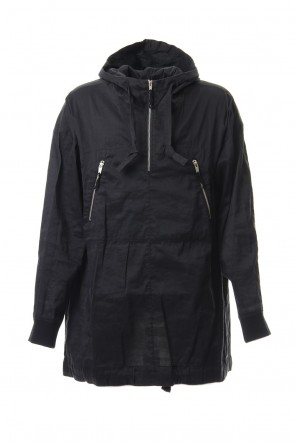 ZIGGY CHEN 18-19AW Pull Over Hooded Shirt
