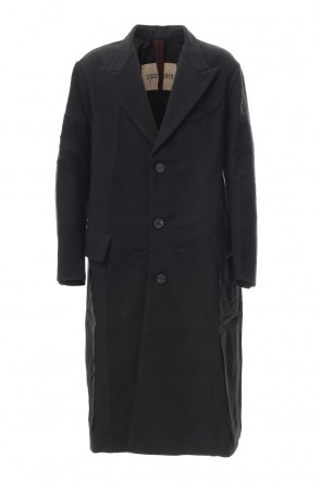 ZIGGY CHEN 18-19AW Wool Coat 0M1831115