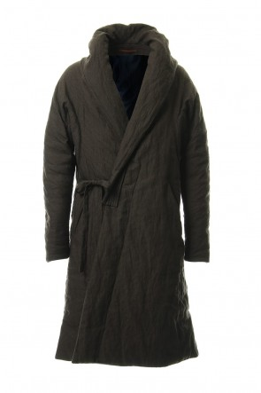 ZIGGY CHEN 19-20AW Over Sized Hooded Down Coat