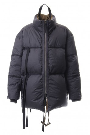 ZIGGY CHEN 19-20AW Over Sized Down Jacket