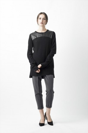 AF ARTEFACT 16-17AW Layered Pullover - ag-1011