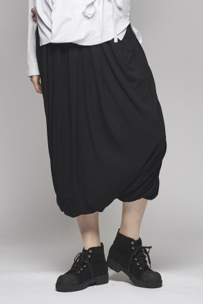 Twist Drape Pants AL-1383