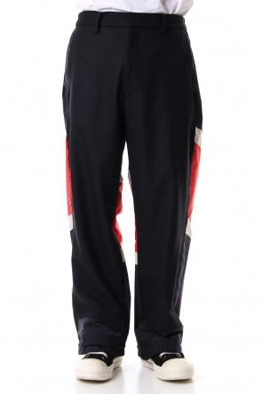 amok 19SS TRACK x TAILORED DOCKING PANTS - 19011064