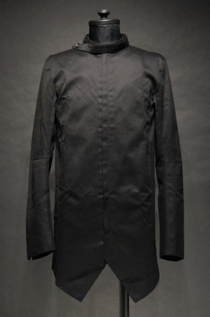by H New York 15-16AW by H. New York BASIC LINED COTTON TWILL JACKET