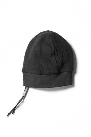 LEON LOUIS  RIB WOOL HAT