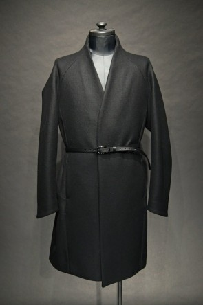 GalaabenD 15-16AW GalaabenD  15W Compressed Kanoko Wrap Coat