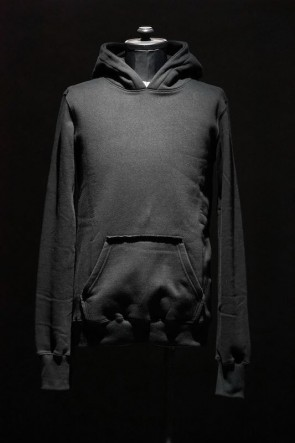 by H New York 16SS by H. New York 16SS ODIN / FINGERLESS GLOVE HOODIE