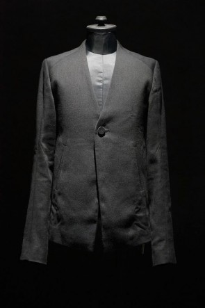 by H. New York 16SS TYP-1 / MINIMALIST BLAZER