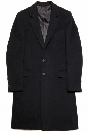 LITHIUM HOMME 16-17AW New Classic Chesterfield Coat