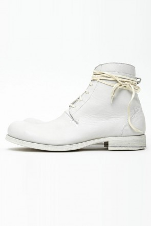 individual sentiments 15-16AW 5 Hole Boots Out Heel S14-CAV5_wht