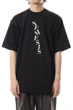 CLANE HOMME 19SS LOGO T/S Black