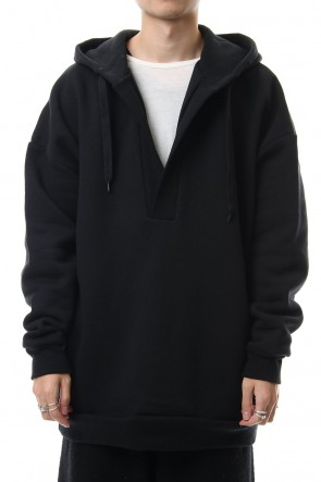 CLANE HOMME 19-20AW MEXICAN PARKA Black