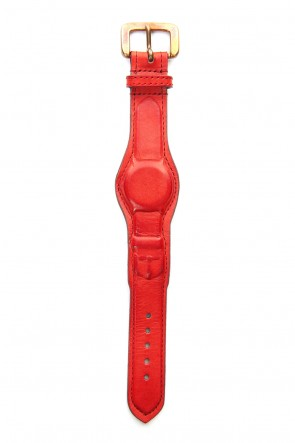 MIHARAYASUHIRO Classic Invisible Watch Red