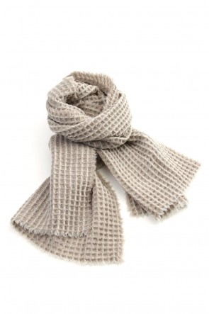 STEPHAN SCHNEIDER 19-20AW Scarf - Mouse