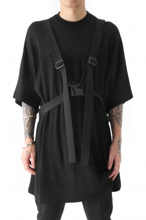 HARNESS BIG T-SHIRT - JULIUS