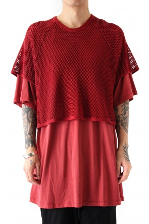 LAYERED BIG T-SHIRT - JULIUS