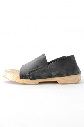 GETA SANDALS NATURAL - JULIUS