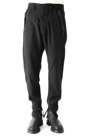 JULIUS 18SS WEBBING TROUSERS - JULIUS