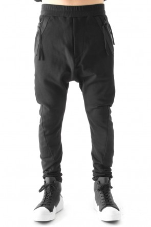 WEBBING TWISTED PANTS - JULIUS