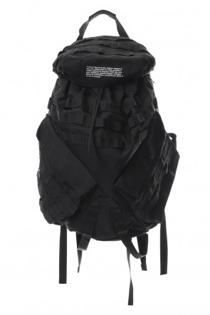 JULIUS 18-19AW Multi Stropped BackPack