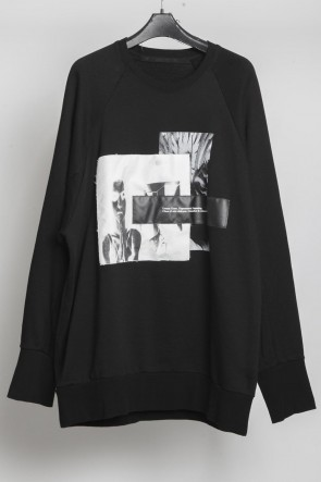 JULIUS 18-19AW FSOL Sweat Shirt