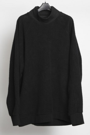 JULIUS 18-19AW Inside Out Seamed Sweat Shirt