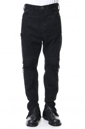 JULIUS 18-19AW Rider Pants