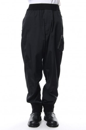 JULIUS 18-19AW Tactical Buggy Pants