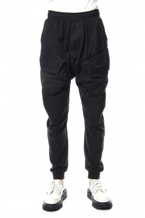 JULIUS 19PS COMBINATION GASMASK CARGO PANTS