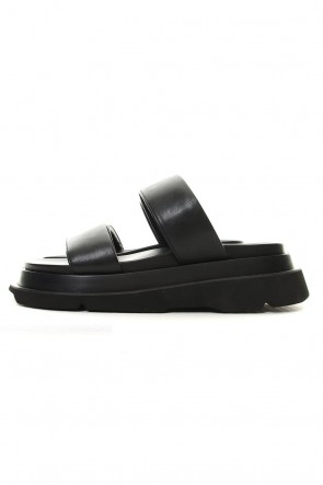 JULIUS 19SS OVERLAYING BAND SANDALS