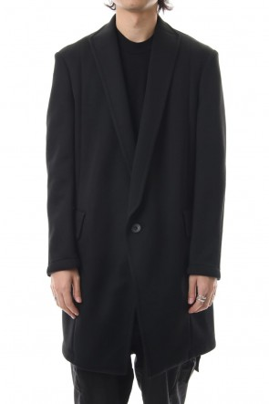 JULIUS 19-20AW LOZENGE TAILORED COLLAR JACKET