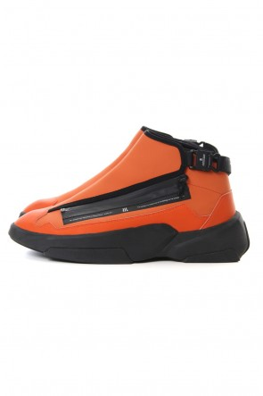 NILøS 19-20AW FIXED COVRED SNEAKER Orange
