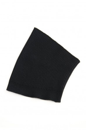JULIUS 20PS TUBE BEANIE Black