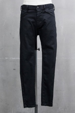 JULIUS 20PS SKINNY PANTS Black