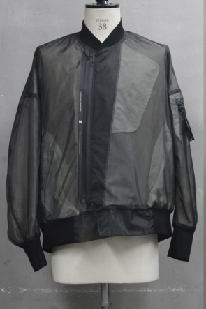 NILøS 20SS See through jacket