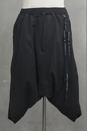 NILøS 20SS Twisted crotch pants