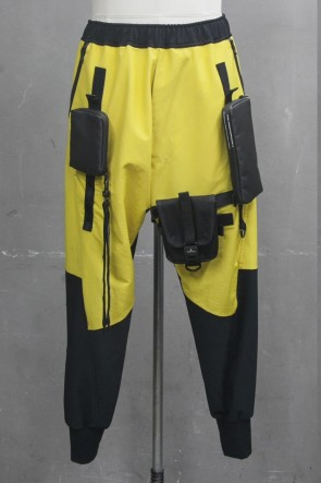 NILøS 20SS Military pants Yellow