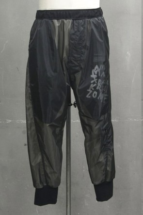 NILøS 20SS See through pants