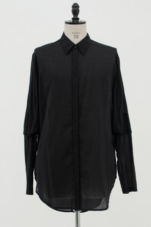 JULIUS 20PF OPEN ELBOW SHIRT