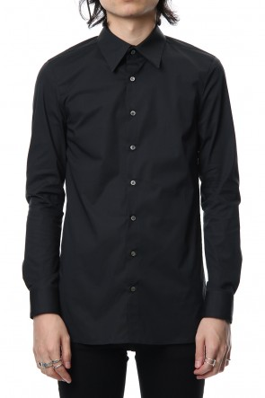 GalaabenD 18-19AW Broad Cloth Stretch Shirt