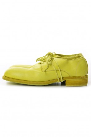Guidi19SSClassic Derby Shoes Laced Up Single Sole - 992  - CO47T