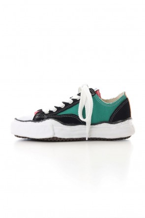 MIHARAYASUHIRO 19-20AW CANVAS SUEDE LOWCUT SNEAKERS Multi