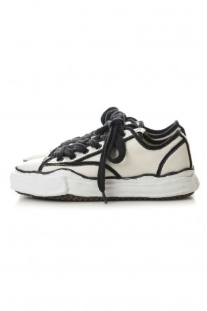 MIHARAYASUHIRO20SSOriginal sole Trick detail lowcut sneaker White Delivery END of September