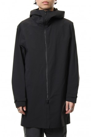 ATTACHMENT 19SS 3 Layer Light Taffeta Hooded Coat
