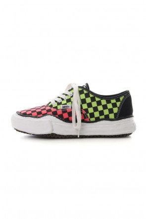 MIHARAYASUHIRO Classic Original sole Low cut sneaker Check Delivery May