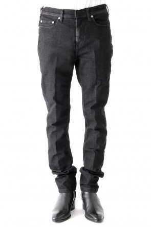 Neil Barrett 17-18AW STR. DENIM PANTS