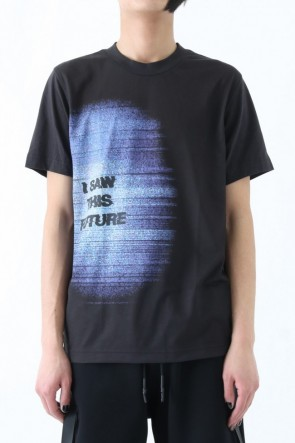 Y-3 17SS 17SS TV FUTURE TEE