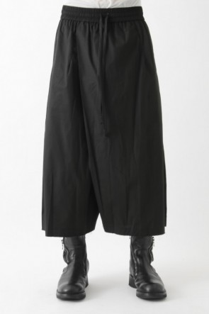 "by H New York 17SS 17SS ""GIN"" loose fit twisted trousers"