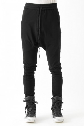"17SS ""TRAILER"" dropcrotch pants"