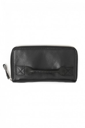 Pommel Wallet Goat Leather